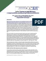 MiRNA Starfire System for High Efficiency Oligonucleotide Labeling
