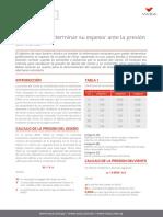 BI 15 Método Para Determinar El Espesor Por Presion de Viento