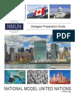 n Mun Delegate Prep Guide