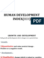 Human Developmentdi