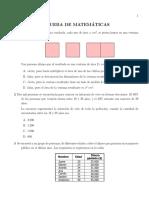 PREICFES -SIMULAGRO MATEMATICAS