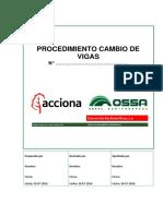 Procedimientos Cambio de Vigas..docx