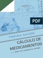 Cálculos de Medicamentos - Ebook