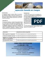 API 580 Información Curso y Examen
