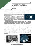 Ud_12 Agentes Quimioterapeúticos - Resumido (2)