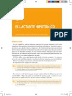 El Lactante Hipotonico - Garrahan