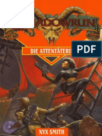 Shadowrun 14 - Die Attentaeterin - Nyx Smith