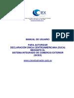 Manual de Usuario - DUCA 07.05.2019