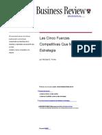 The Five Competitive Forces That Shape Strategy.en.Español