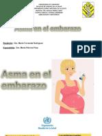 Asma en El Embarazo