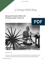 alexus ortega wwii blog
