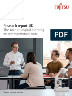 FUJ Education Report UK