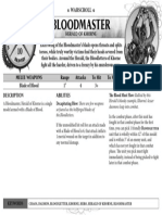 AoS Bloodmaster Herald of Khorne En