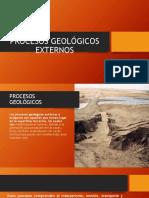 Unidad 1.2 - Procesos Geológicos