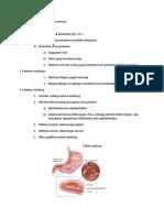 Gangguan Fisiologis Sistem Pencernaan Blok 1.4 Laoran Minggu 2