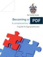 Leaflet - Guide for Legal Practitioners