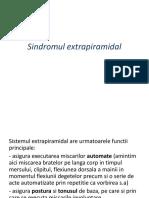 Sindromul Extrapiramidal