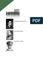 Gobiernos Militares y Civiles de El Salvador