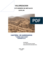 Informe Potencial Mineral Y Valorizacion Proyecto Gavilan (JBV).docx