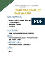 ULTIMO informe de acondicionamiento ambiental I.docx