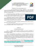 Instrucao Normativa 08 2012 PRAD Ibram