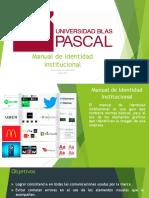 Manual de Identidad Institucional