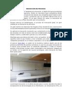 Innovación en Proceso Pizarro