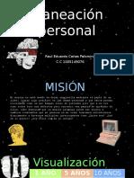 Planeación Personal