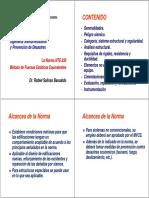 Presentación - Análisis Estático NTE.030