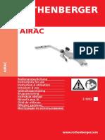 AIRAC® Hartlötse