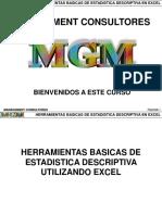 03 - Herramientas Basicas de Estadistica Descriptiva Con Excel