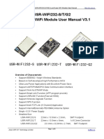 USR-WIFI232 Low Power WiFi Module User Manual V3.0.pdf