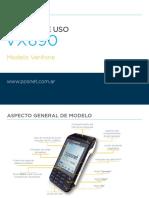 Manual Verifone VX690