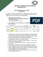 BASES DEL TORNEO FEMENINO  22019.docx