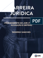 Aula Tribunal do Juri
