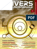 Univers Energie Phosphenique n1