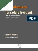 decolonizar la subjetividad ISABEL RAUBER.pdf