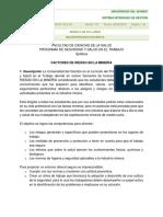 2019_1_syllabus_factores de Riesgo en La Minería