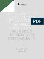 visualidad de las víctimas