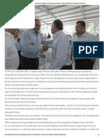 24-04-2019 Astudillo se reúne con alcaldes de La Montaña para definir entrega de fertilizante.
