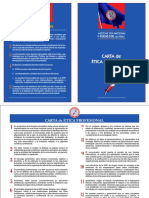 Carta Ética ANP