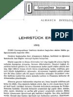 Fono - Almanca Gramer