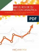 InboundCycle ROI de Marketing Con Analitica
