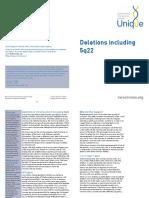 5q Deletions Including 5q22 FTNP
