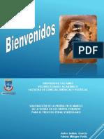 VALORACIÓN DE LA PRUEBA EN EL MARCO  DE LA TEORÍA DE LOS FRUTOS CURADOS  PARA EL PROCESO PENAL VENEZOLANO