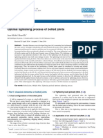 Optimal Tightening Process of Bolted Joints.pdf