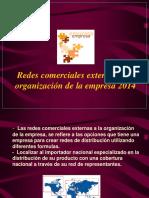 Redes Comerciales Externas a La Organización de La Empresa