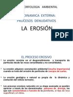 7. Erosión