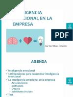 4-Inteligencia Emocional en El Trabajo
