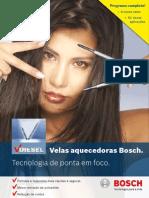 Folder Velas Aquecedoras 2008